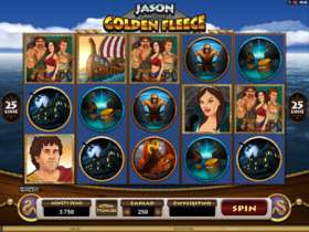 Automat hazardowy Jason and the Golden Fleece online