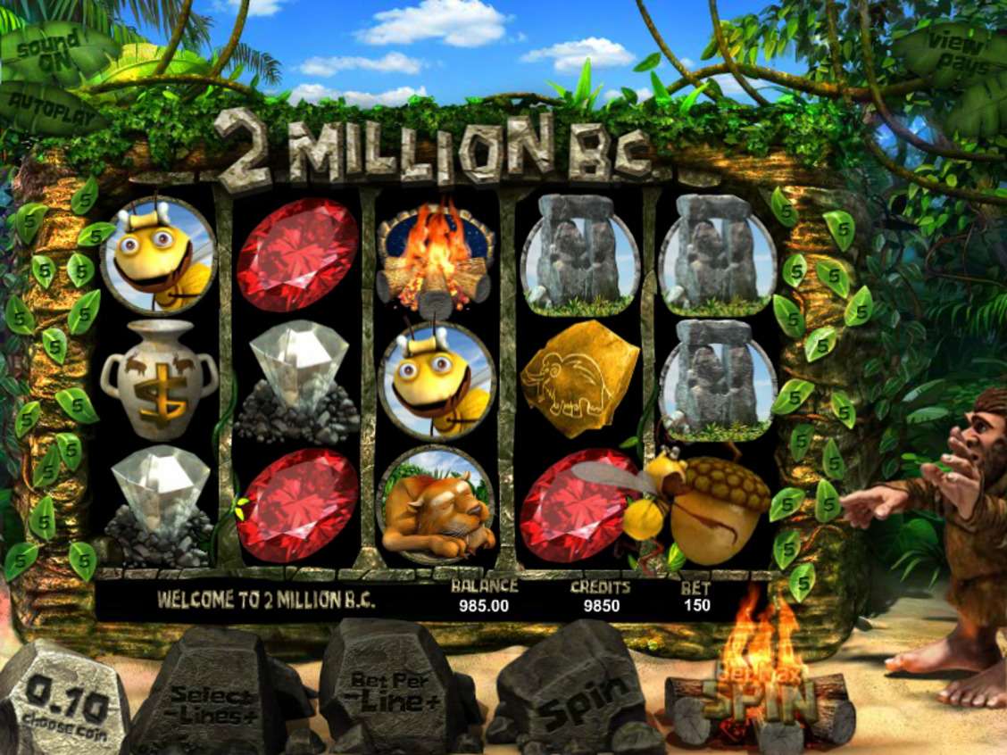 Automat kasynowy online - 2 Million Bc