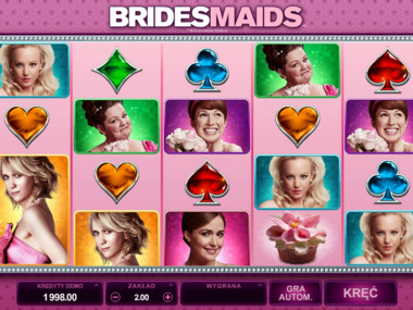 Automat kasynowy online - Bridesmaids