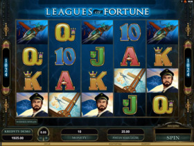 Darmowa gra wideo Leagues of Fortune