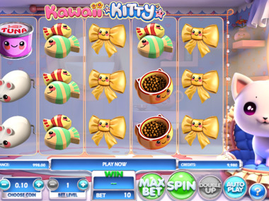Gra hazardowa Kawaii Kitty online