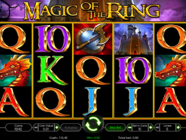 Graj bez depozytu w Magic Of The Ring