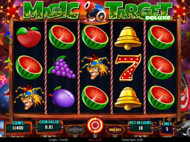 Graj za darmo w slot Magic Target Deluxe