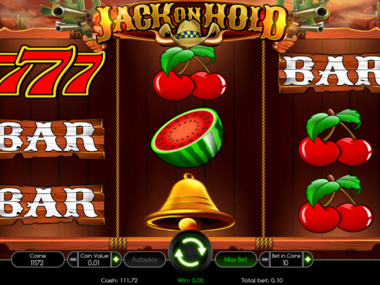 Jack On Hold automat online za darmo