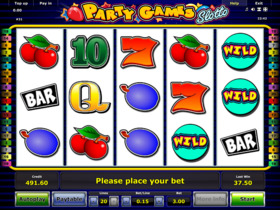 Party Games Slotto automat online