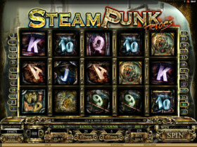 Steam Punk Heroes graj za darmo